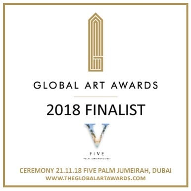 Global Art Awards 2018 Finalist Bernard Pietraga
